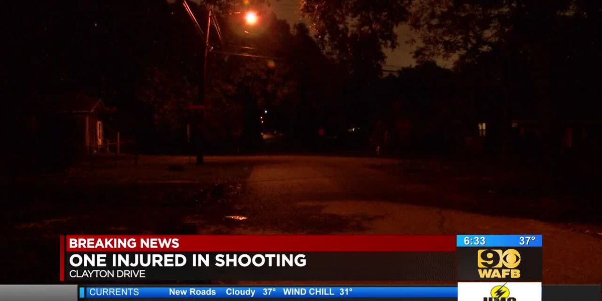 Early morning shooting leaves 1 injured