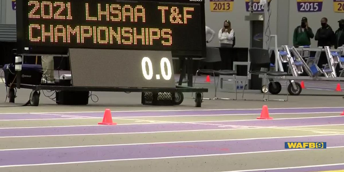 LHSAA indoor track and field championship