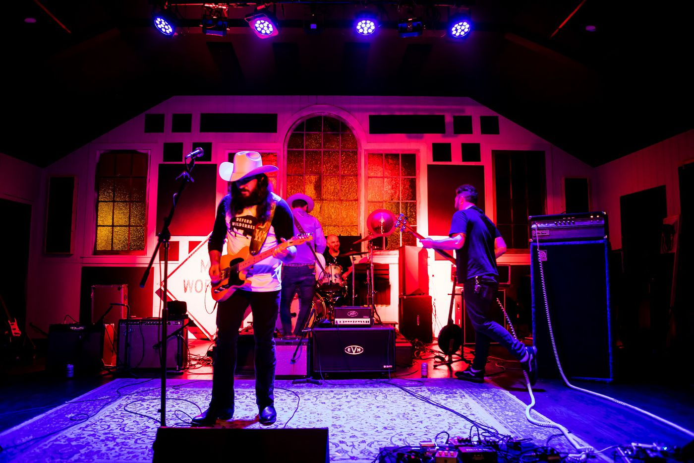 Dalton Wayne and the Warmadillos are looking to make a big splash at this year's Hogs for a Cause festival in March. They're the only true DIY band on a bill full of Grammy Award winning and nominated artists from all over the globe.