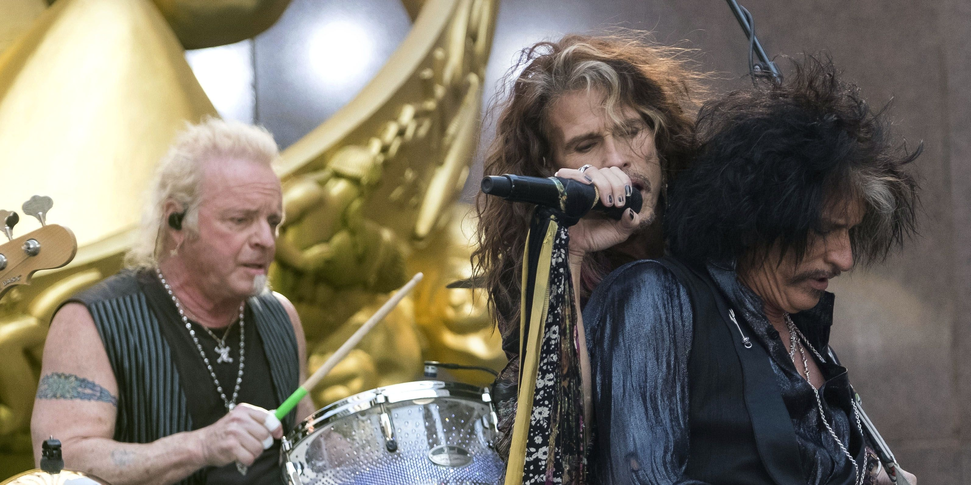 Aerosmith drummer loses bid to rejoin band for Grammy honors