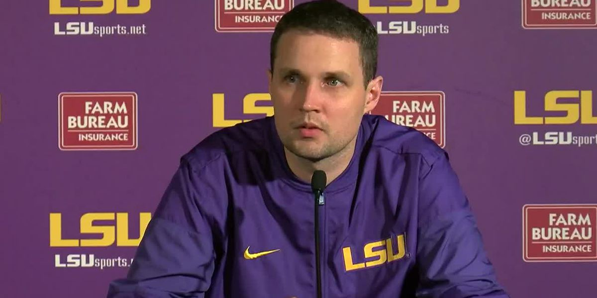 Will Wade previews SEC showdown with Alabama