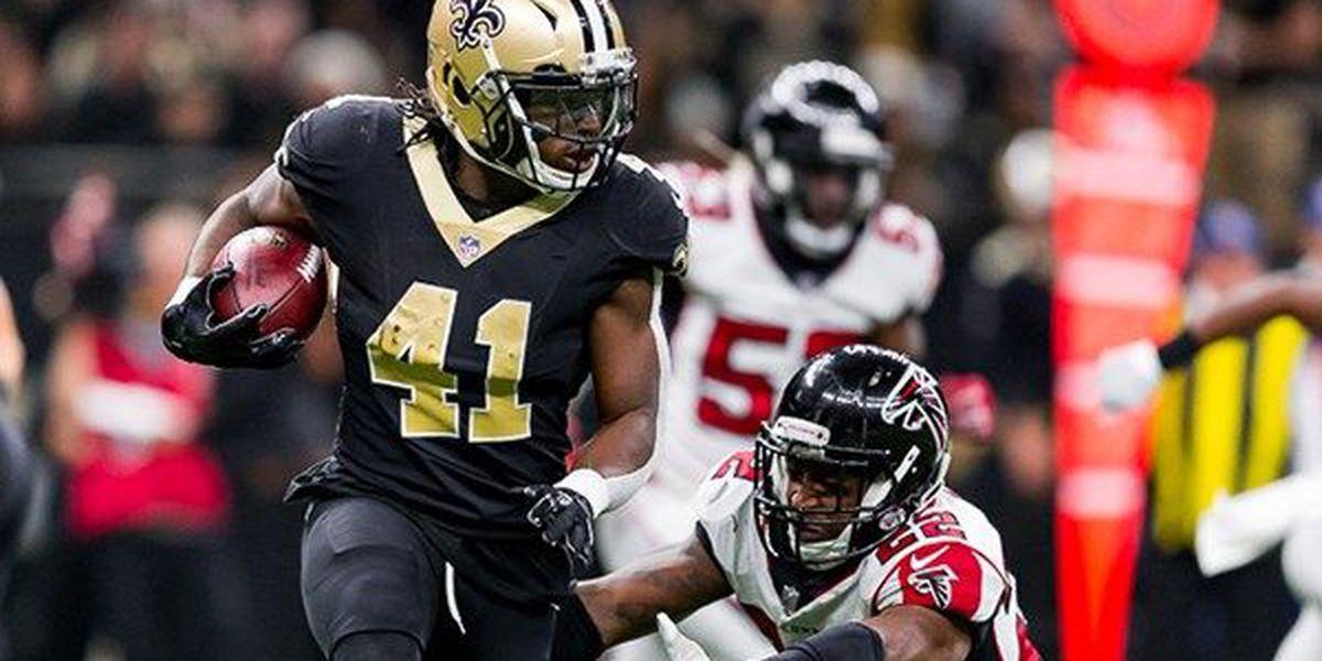 Saints RB Alvin Kamara ranks No. 20 on NFL Network's Top 100
