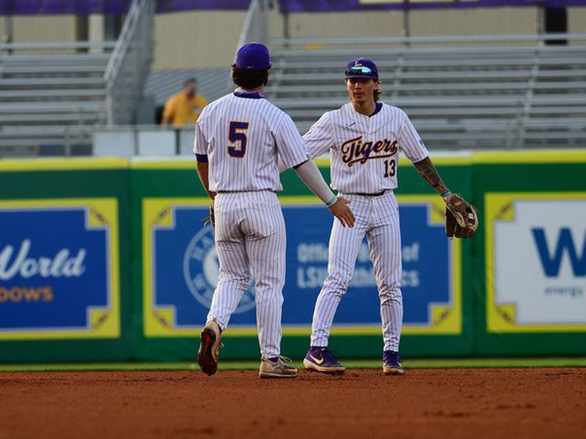 LSU baseball blanks the Warhawks, 5-0