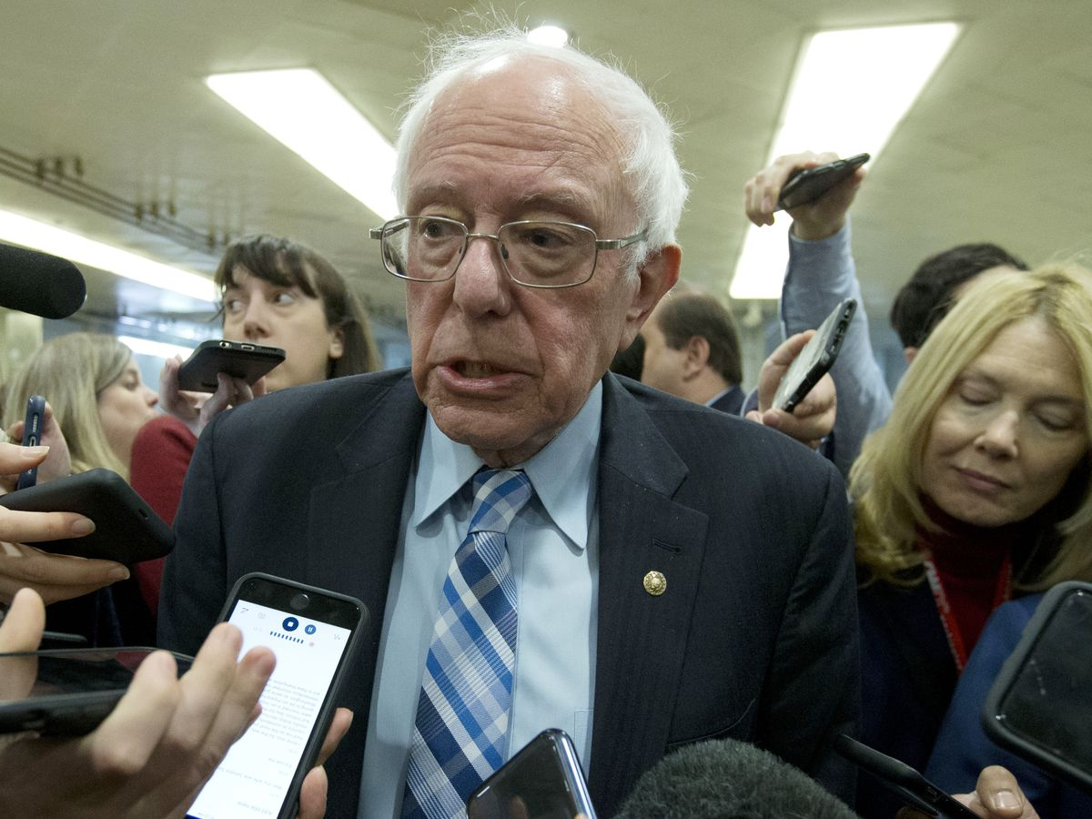 Watchdog files FEC complaint against pro-Sanders group