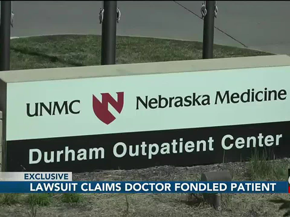 Nebraska doctor accused of inappropriately touching patient under anesthesia