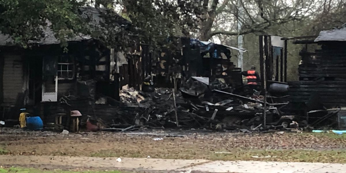 1 dead, 5 rescued from Elmer Avenue blaze