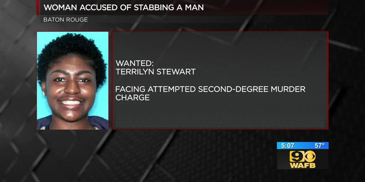 Woman accused of seriously injuring man in stabbing arrested