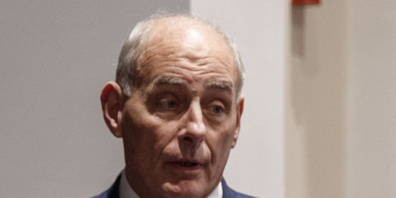 Trump confirms John Kelly leaving White House at end of year