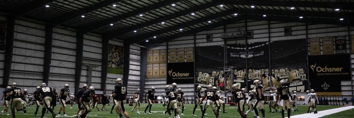Sean Fazende analyzes the Saints 53-man roster, and how close was the team to landing Clowney