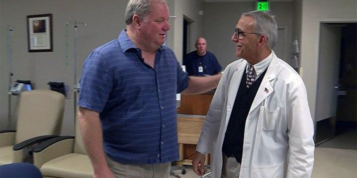 Doctor Explains Life Saving Kidney Cancer Immunotherapy