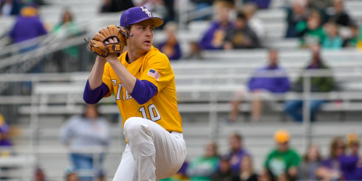 No. 17 LSU baseball beats No. 2 Mississippi State in Game 3 to win series