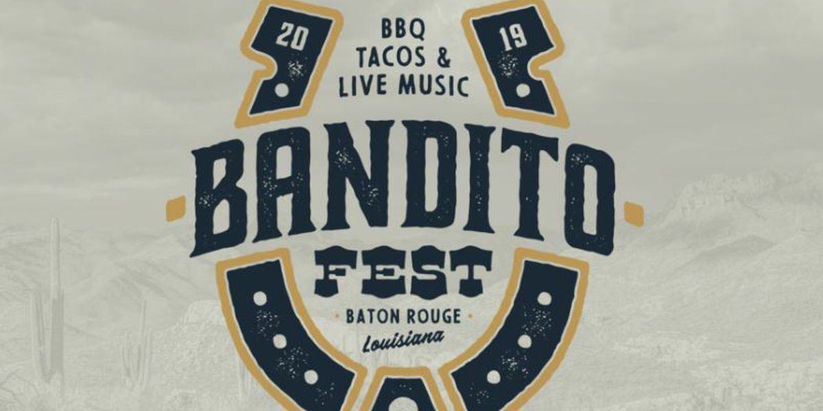 Downtown Baton Rouge to host new Bandito food & music festival