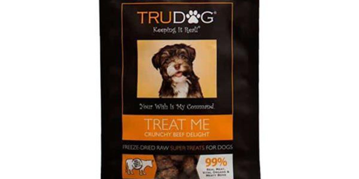 True Dog issues recall for beef dog treat