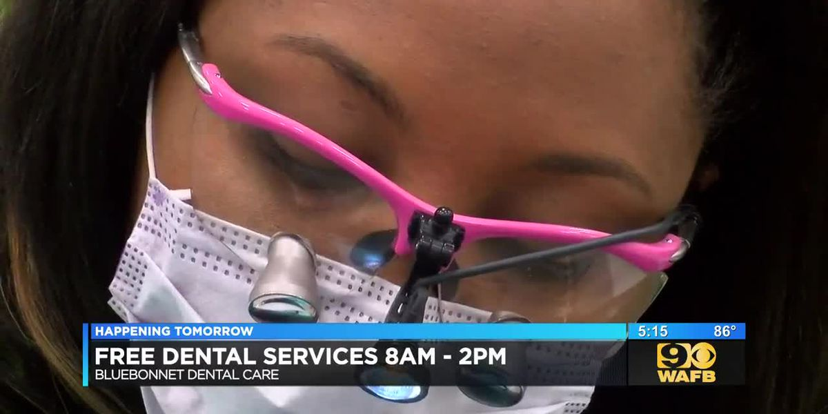 Bluebonnet Dental Care hosting free dental day Saturday, Aug. 24