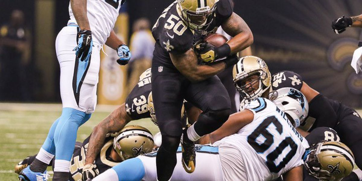 Saints bring Stephone Anthony back to New Orleans