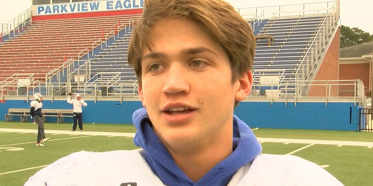 Sportsline Player of the Week: Parkview Athlete Dustin Philippe