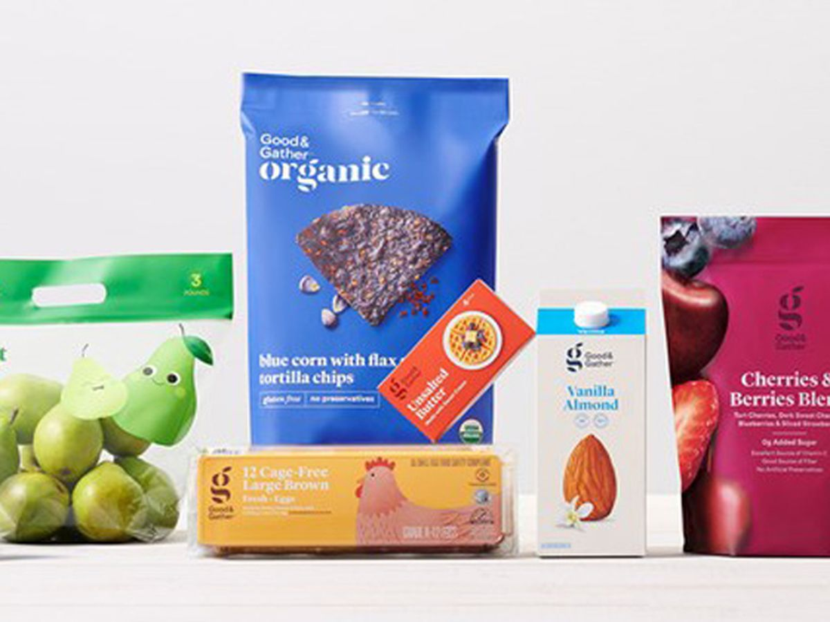 Target to soon launch new grocery brand Good & Gather