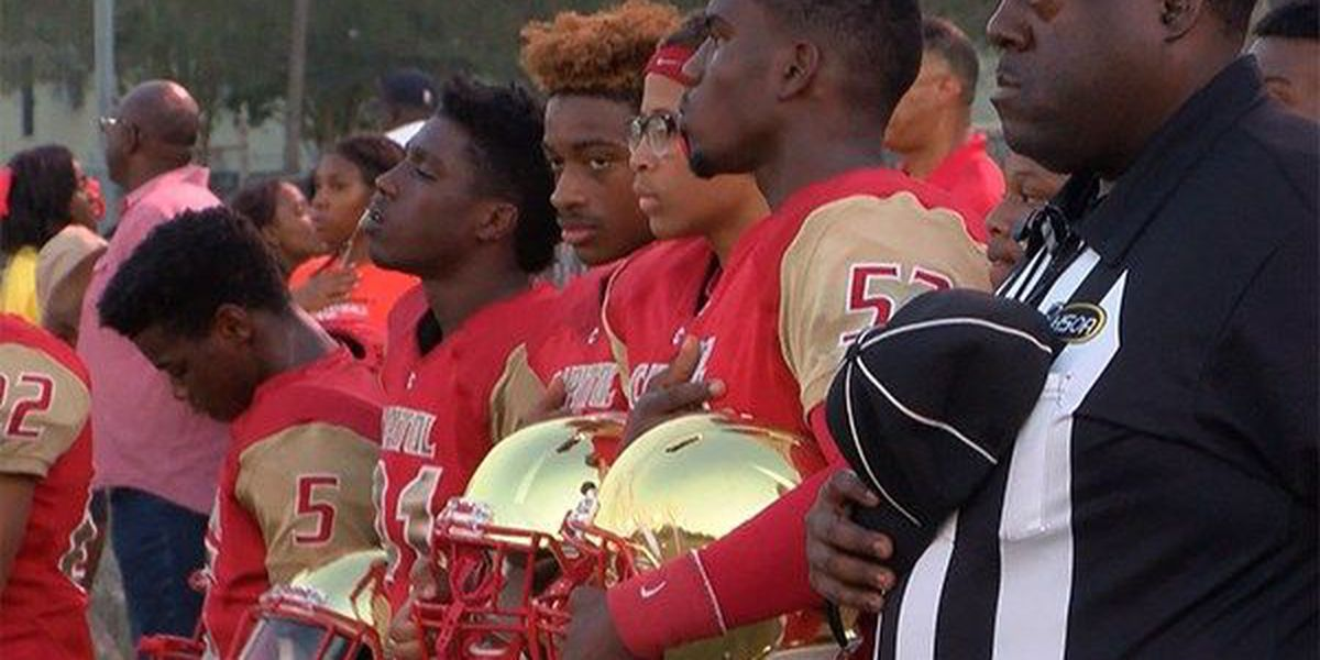 Debate over pre-game protests heats up as area schools wrestle with how to react