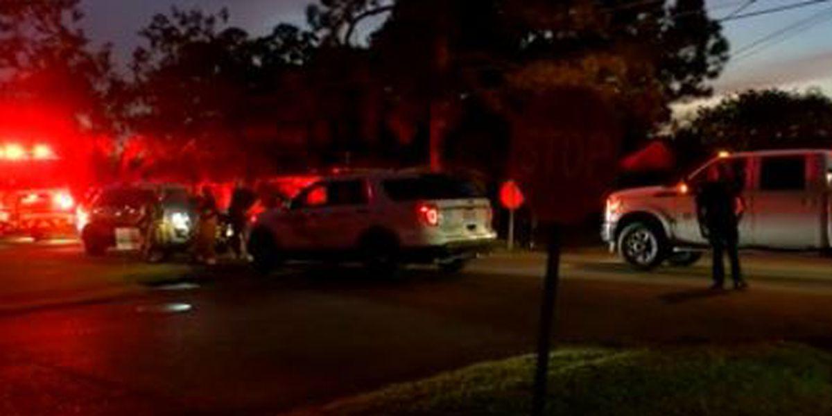 Suspect fires at JPSO deputy, gun belt stopped bullet