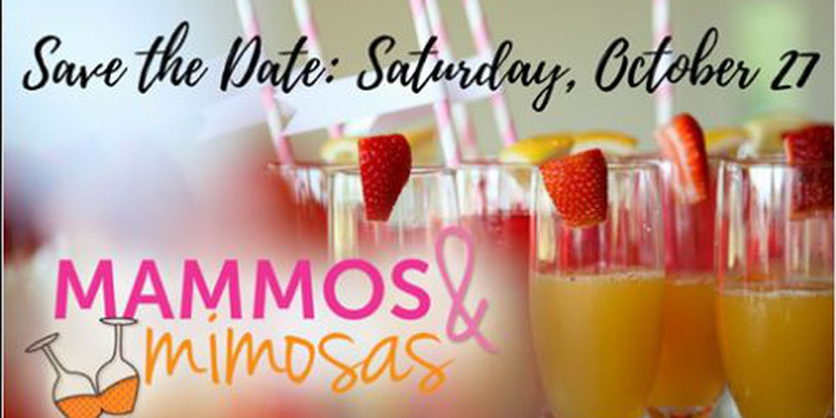 'Mammos & Mimosas' merges breast care with food, festivities & fun