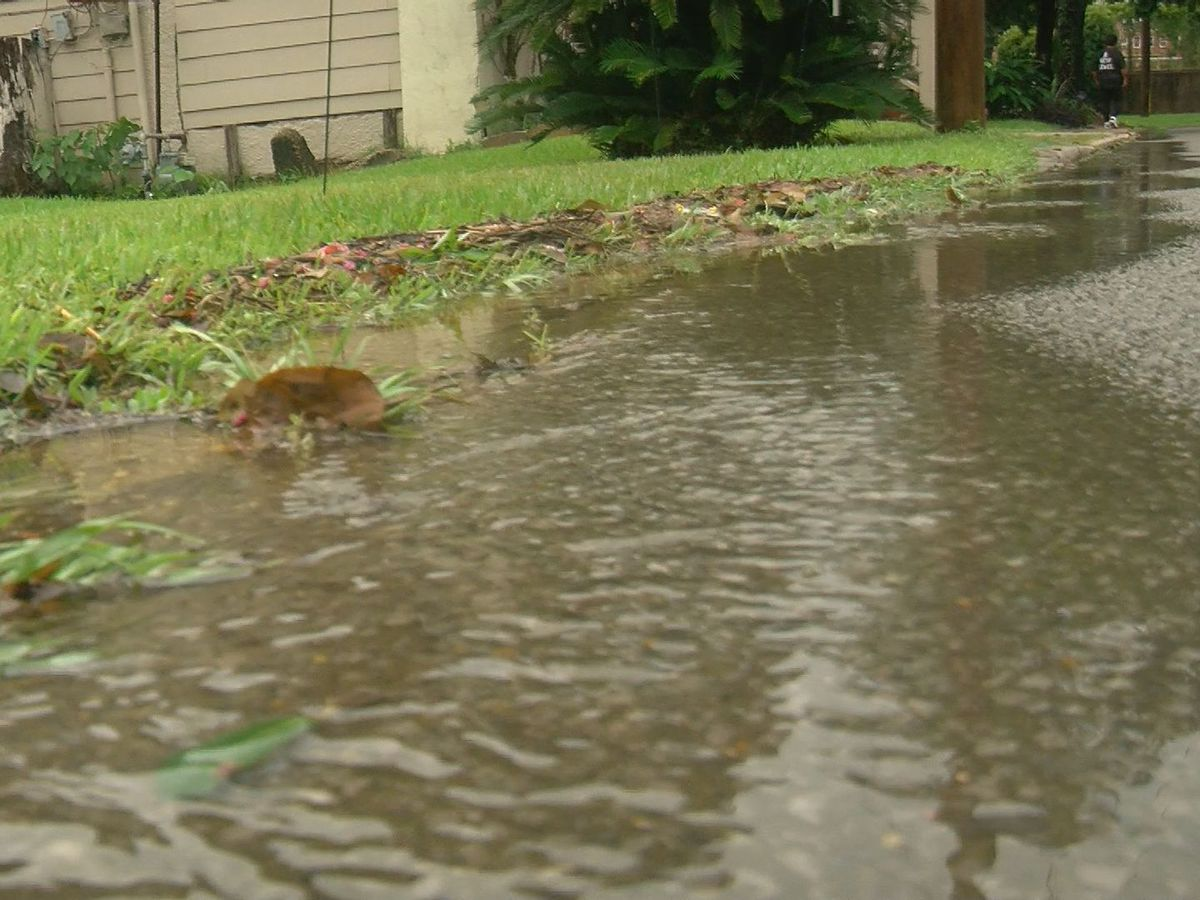 ACTION JACKSON: Woman calls City of Baton Rouge after two-straight days of flooding