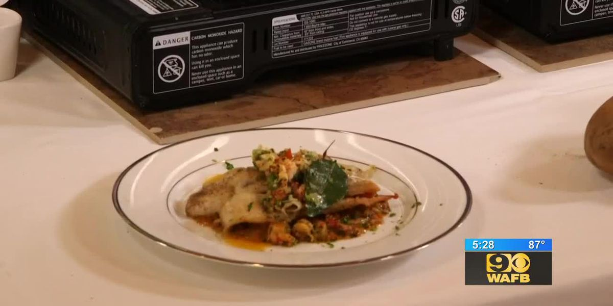 Stirrin' It Up: Fillet of Sole with Crawfish in Sauce Sauternes (May 2, 2019)