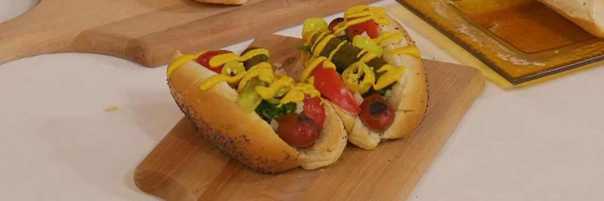 Stirrin' It Up: Official Assembly of Traditional Chicago-Style Hot Dog (July 16, 2019)