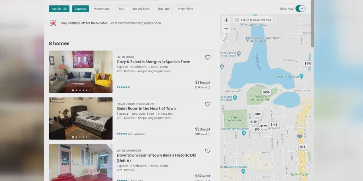 Local, state leaders exploring new Airbnb regulations