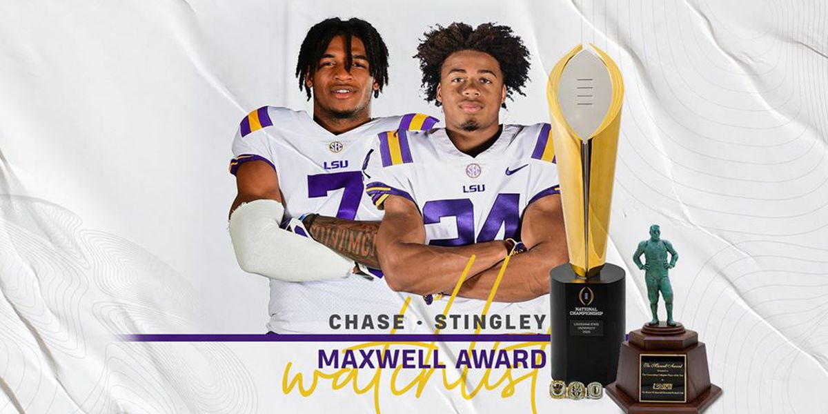 Two Tigers named to Maxwell Award watch list