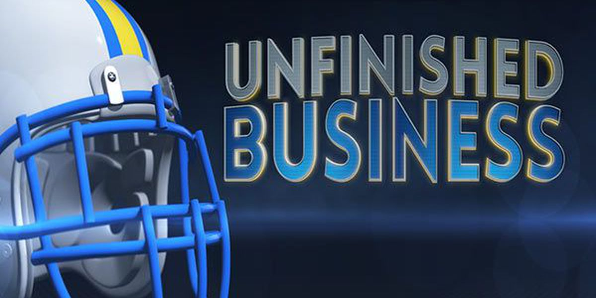 Unfinished Business: Southern Football - On air replay schedule