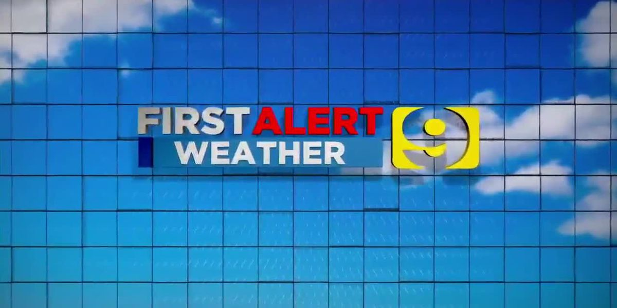 FIRST ALERT FORECAST: Stay hydrated; keep sunscreen close Sunday