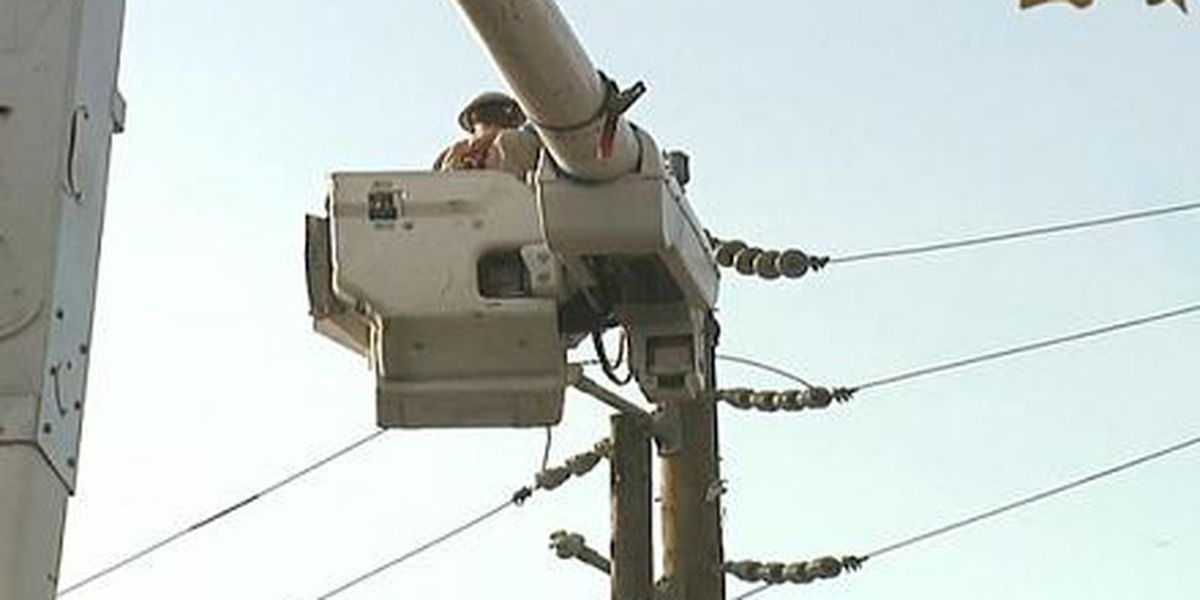 Crews making 'significant progress' restoring power following Delta