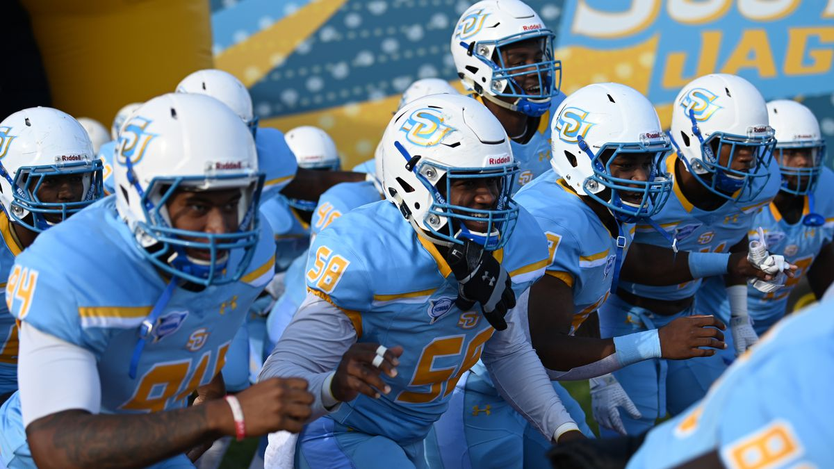 GAME UPDATES - Southern vs. Alcorn State - SWAC Championship