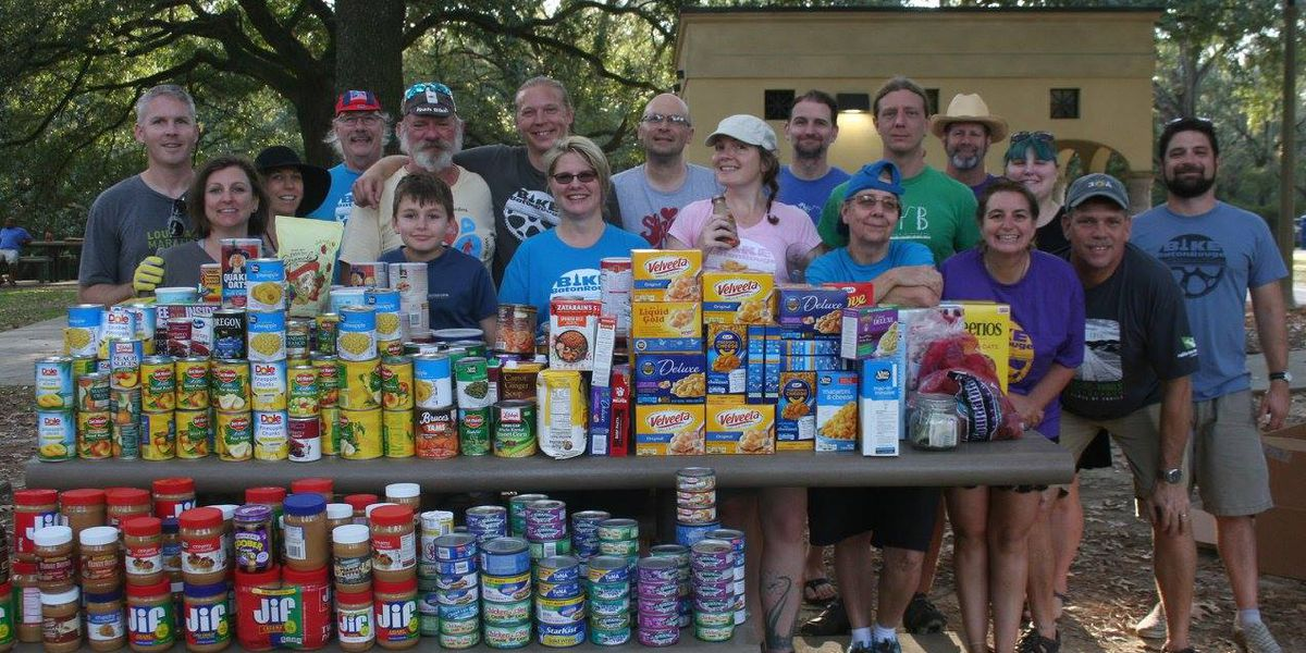 Bike Baton Rouge set to hold 4th annual Cranksgiving food drive event