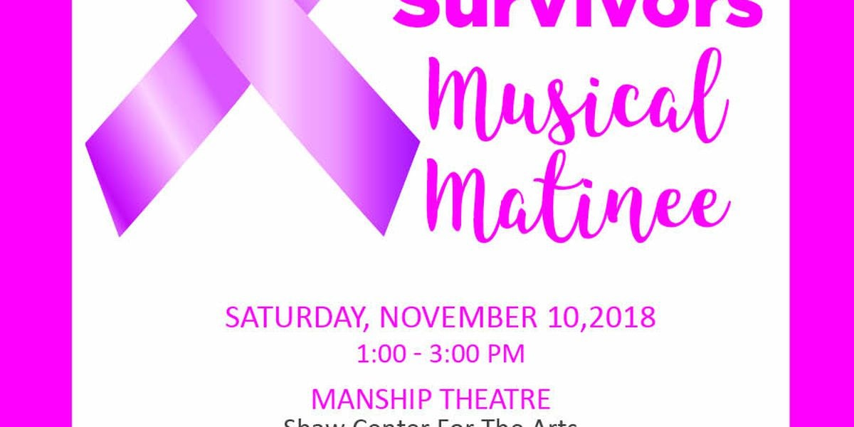 Louisiana Coalition of African American Breast Cancer Survivors to host matinee