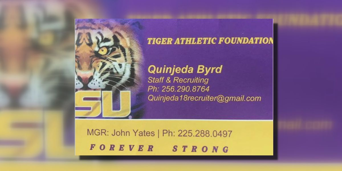 EBRSO looking into claims of man posing as LSU athletics employee, advertising bogus job