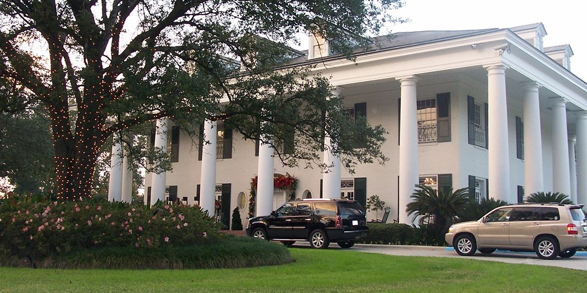 Security changes made after intruder's nap at Louisiana Governor's Mansion