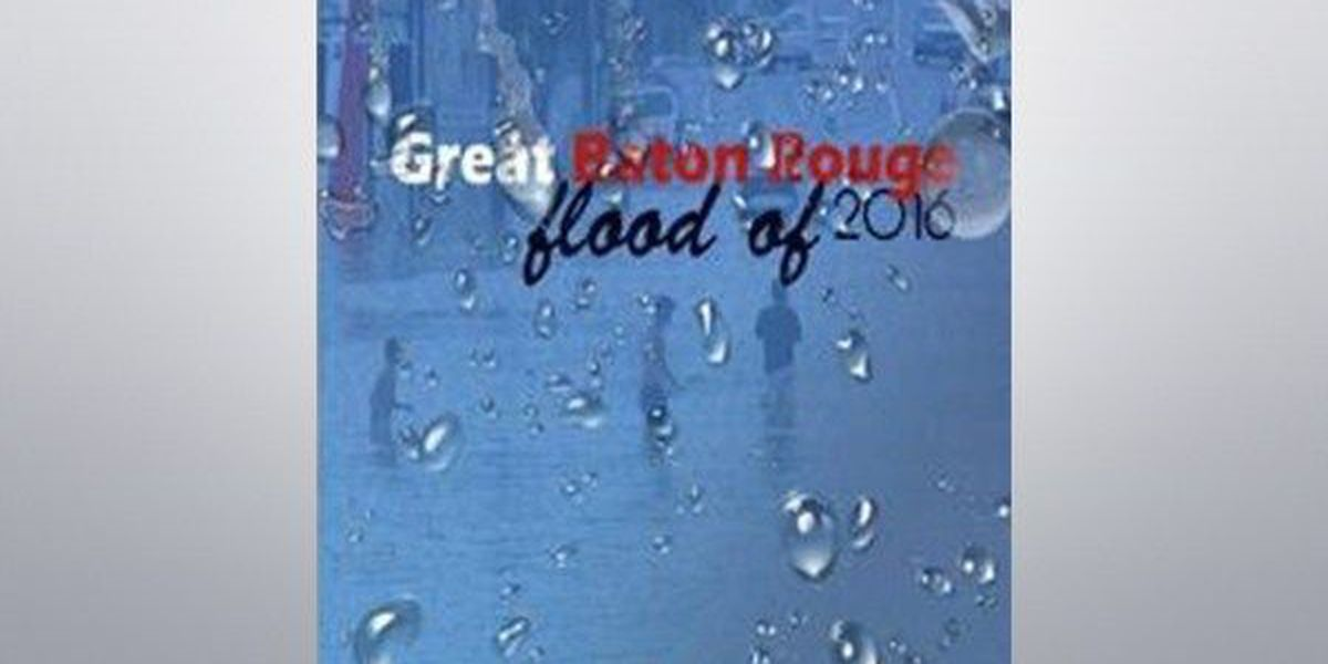 Digital album released by Baton Rouge recording artists affected by Aug. flood
