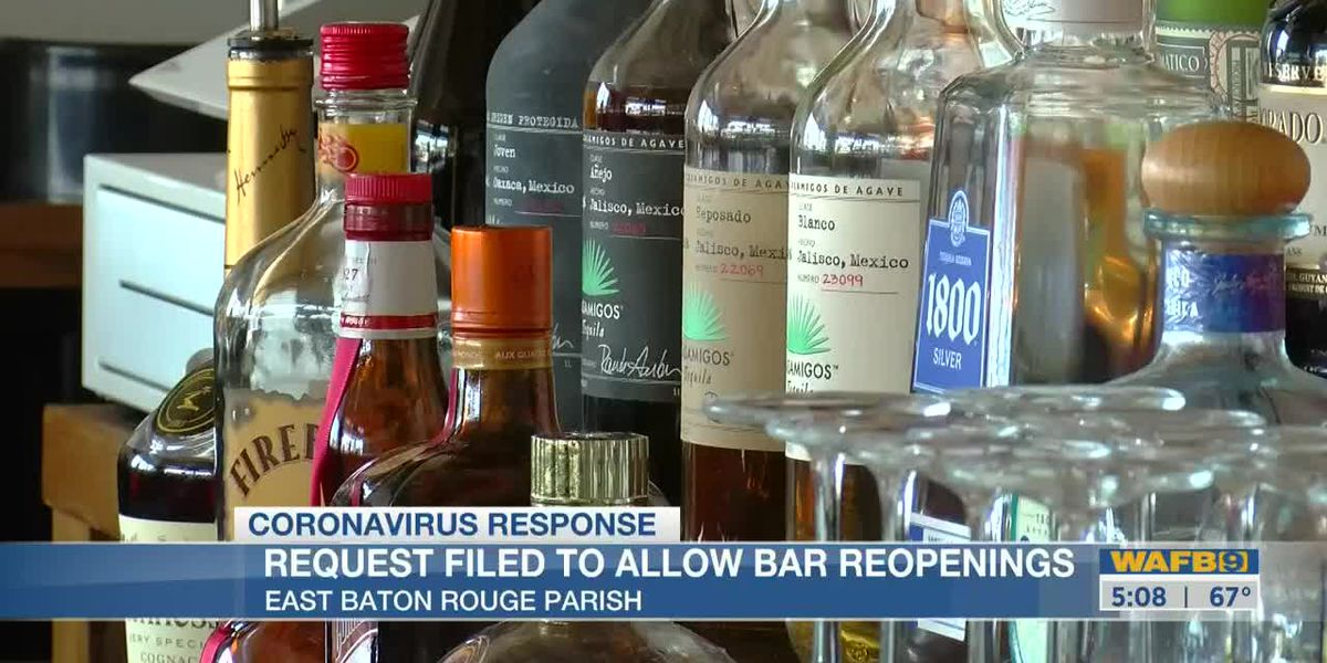 Mayor Broome files request with ATC to allow bars to reopen, potentially this week
