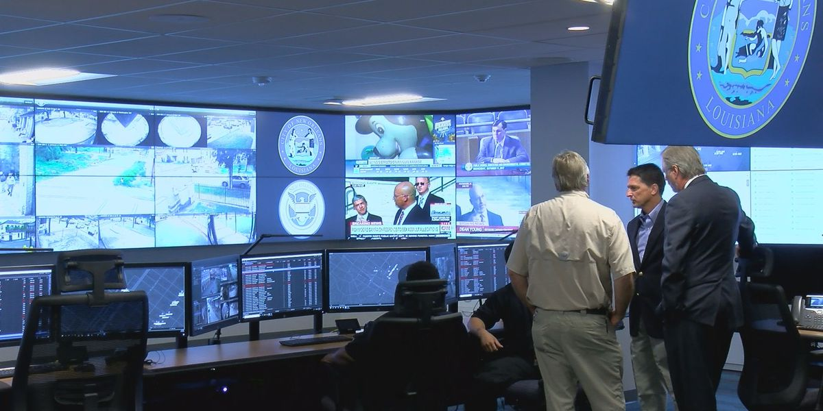 Real Time Crime Center proposal introduced to metro council