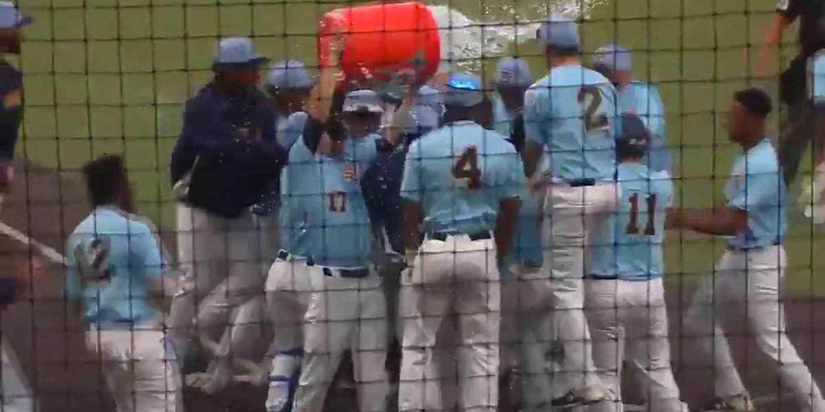 Cody Taylor walk-off HR gives Southern 6-5 win over Grambling