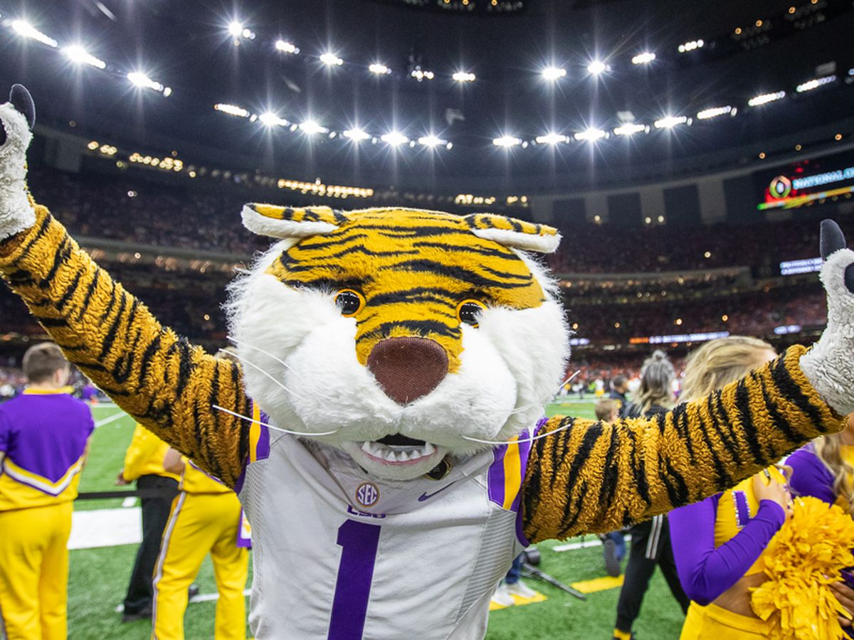 LSU leads all schools with 8 participants in virtual NFL Draft