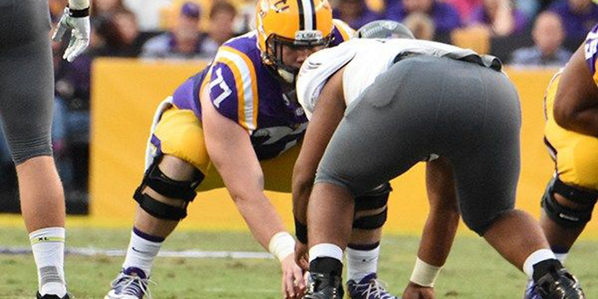 Ethan Pocic drafted by Seattle Seahawks in 2nd round