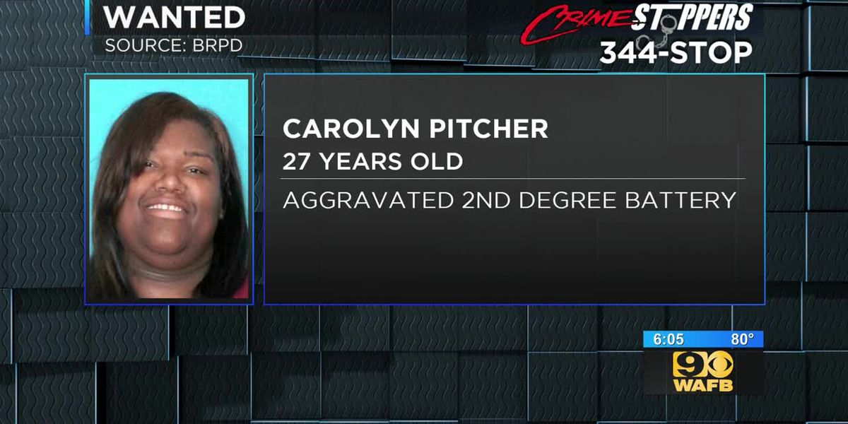 Crime Stoppers WANTED: Carolyn Pitcher