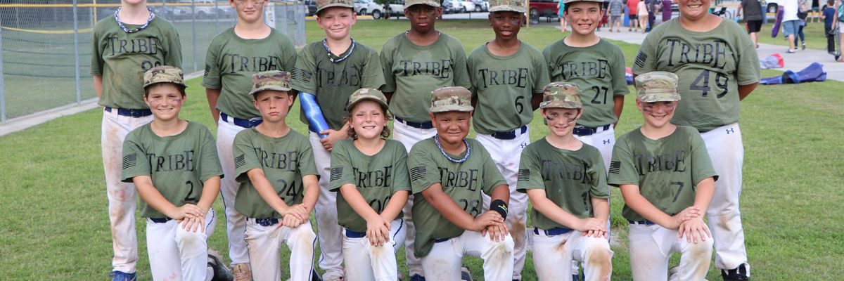Youth baseball team wins match played in honor of fallen La. soldiers ahead of Memorial Day