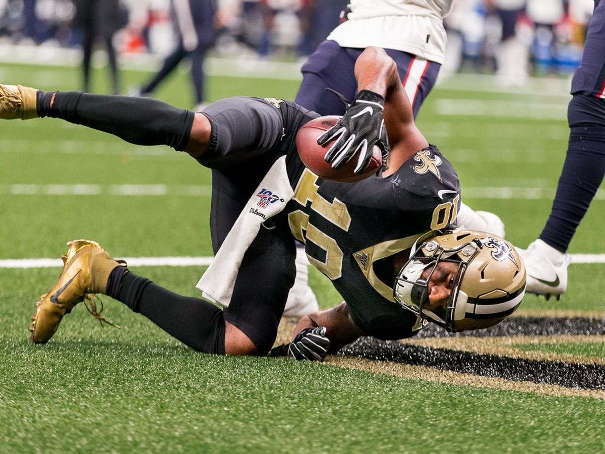 Saints WR Tre'Quan Smith activated from injured reserve