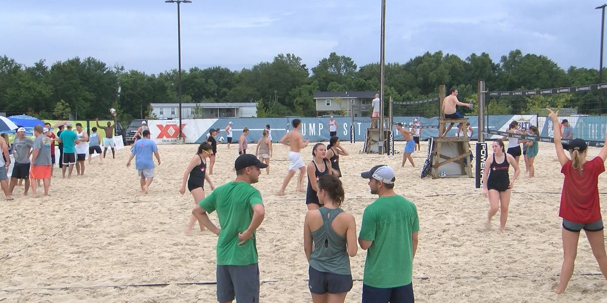 Volleyball tournament held to benefit Cystic Fibrosis research