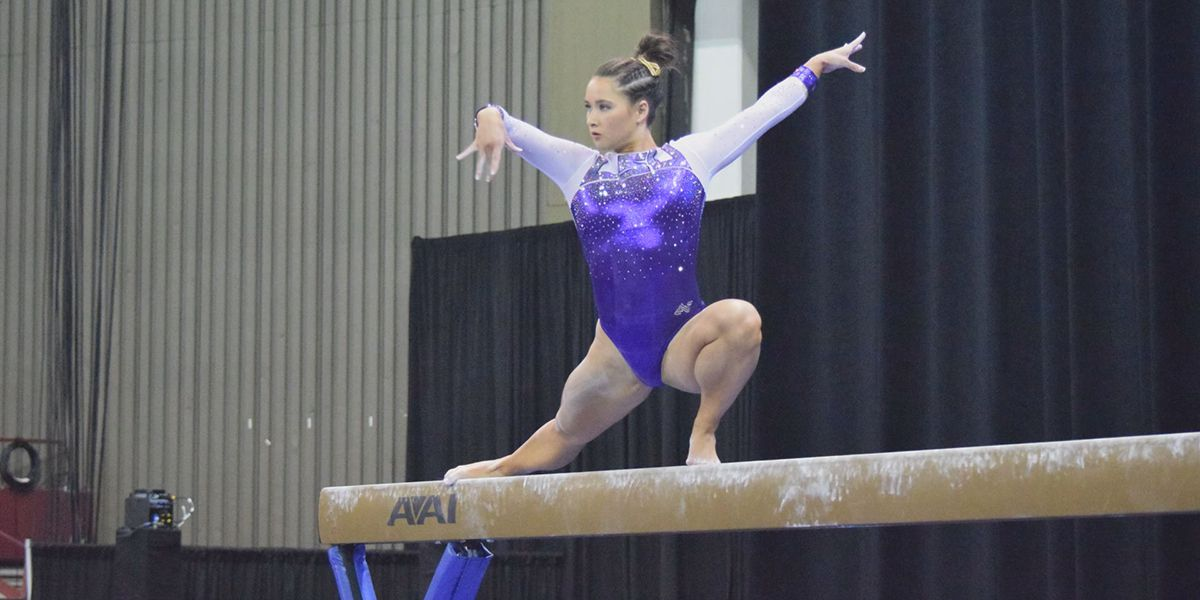 LSU Gymnastics finishes runner-up for third time in last four years