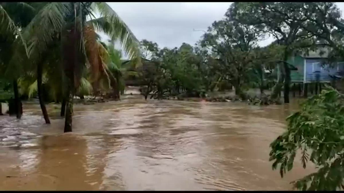 Iota's devastation comes into focus in storm-weary Nicaragua