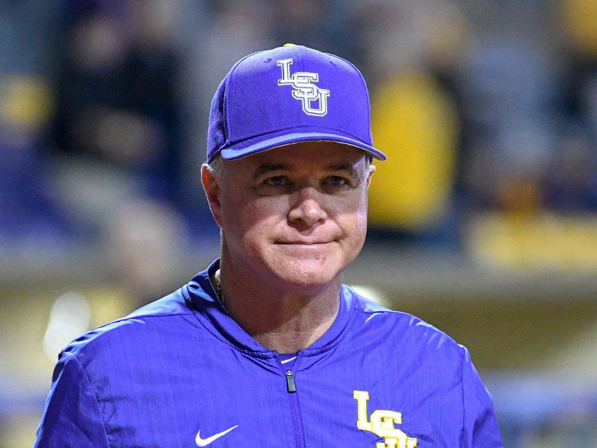LSU baseball rolls to 13-6 win over Bryant in Game 1